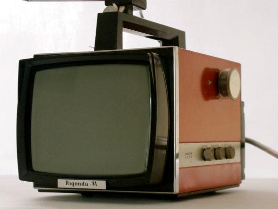 70s tv set