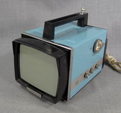 Soviet TV sets