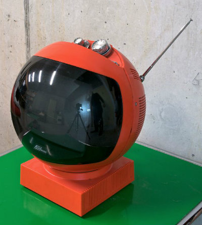 jvc videosphere space helmet tv
